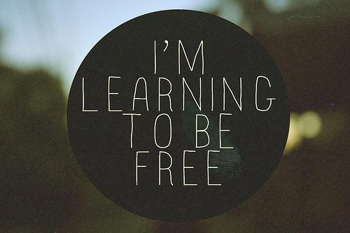learningtobefree